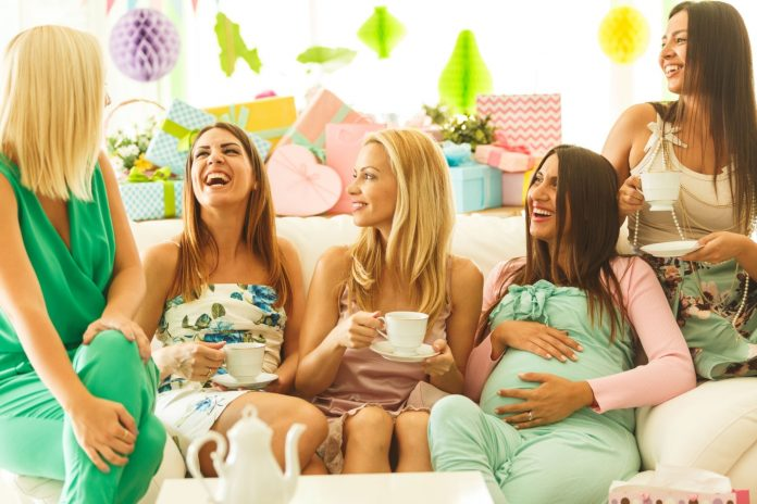cheap places to have a baby shower